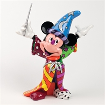 Disney by Britto - Sorcerer Mickey