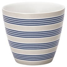 Greengate Nora blue latte cup
