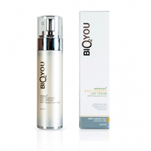 Bio2you natural anti-ageing day cream med hyaluronic acid