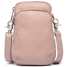 Depeche mobile taske i dusty rose