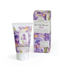 24 hour face and body cream med iris duft
