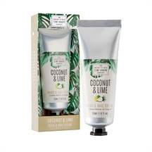 Scottish Fine Soaps tropical hånd og negle creme