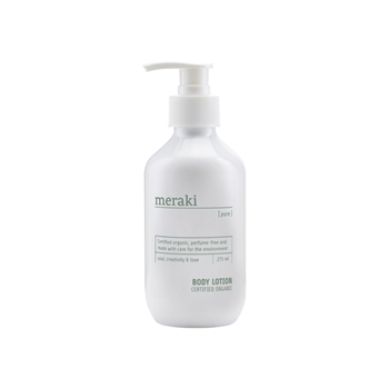Bodylotion pure fra Meraki