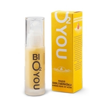 Smoothing eye contour creme fra Bio2you
